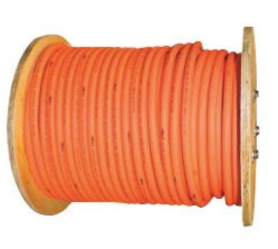 25Mm Welding Cable  / Battery Starter Orange 180A