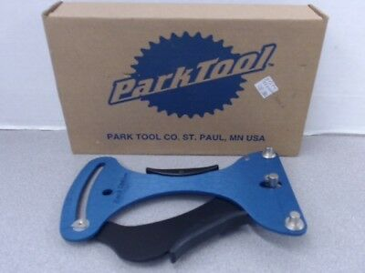Park Tool TM-1 SPOKE TENSION METER Tensiometer for Wheel Building Truing Repair