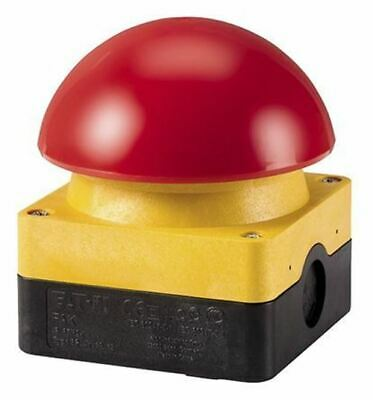 Eaton FAK Red Push Button Complete Unit 2NC Maintained