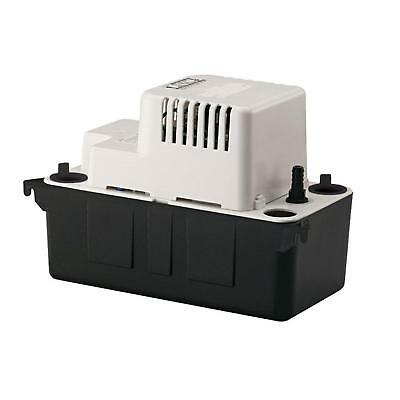 Little Giant Condensate Removal Pump VCMA-20ULS 1/30 HP 1/2 ABS Gallon Tank