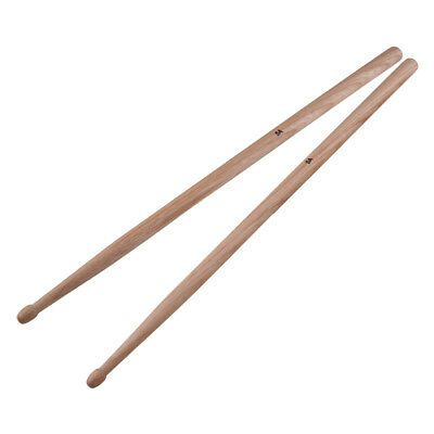 1 Pair For Band Musical Instrument Drumsticks 5A Maple Drum Sticks Wood Wooden