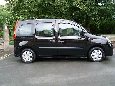 2012 Renault Kangoo 1.5dCi ( 75bhp )Expression WHEELCHAIR ACCESS,TWIN SIDE DOORS