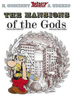 Asterix The Mansions of the Gods (Asterix (Orion Paperback))-ExLibrary