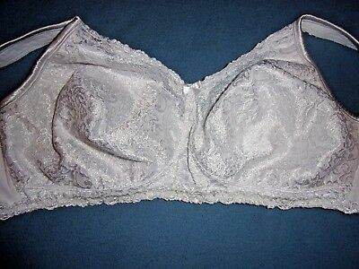 f35608ad08 42DDD Playtex 18 Hour Comfort Lace Breathable Airform Wire Free Bra 4088