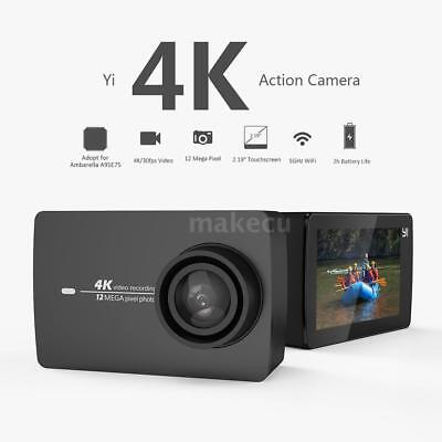 """Yi 4K-Action-Kamera 2.19 """"Touch Screen 1080P / 120fps 720P / 240fps Volle J7O9"""