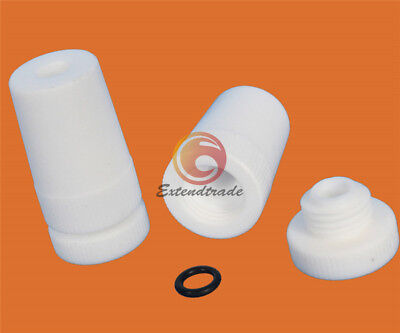 1PC New PTFE Stirrer Bearing, Adapter for Stirring Shaft, OD7mm 24#, 24/29 joint