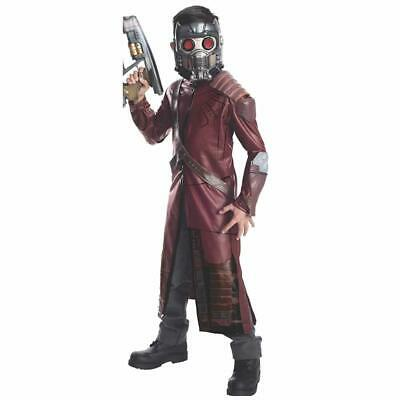 NEW Guardians of The Galaxy Star-Lord Kids size S 4/6 Deluxe Costume Outfit