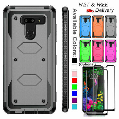 For LG G5 Shockproof Dirtproof Hybrid Armor Luxury Phone Protective Case Cover