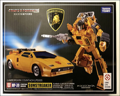 Takara deformation toys pure day version of mp-39 scud lightning new good box