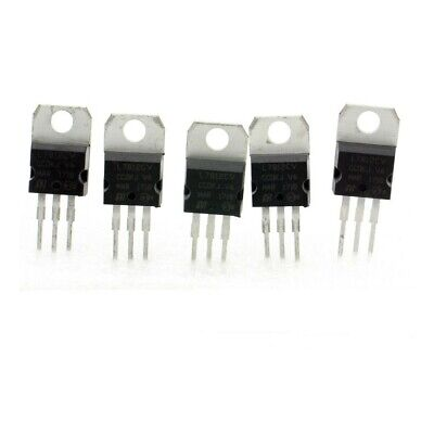 5x L7812cv régulateur de tension 12v - TO-220 - 120reg001