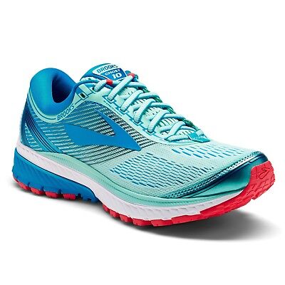 e5a0495173b Brooks Ghost 10 Womens Neutral Cushion Running Gym Trainers Shoes Uk 4 5