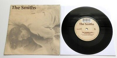 "The Smiths - This Charming Man UK 1992 WEA Paper Labels 7"" P/S"