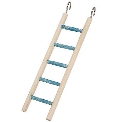 24cm Five Step Cement Bird Ladder Small - Budgies, Conures, Parakeets etc 4926