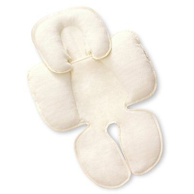 Kiddopotamus Snuzzler Complete Head and Body Support, Ivory Terry,