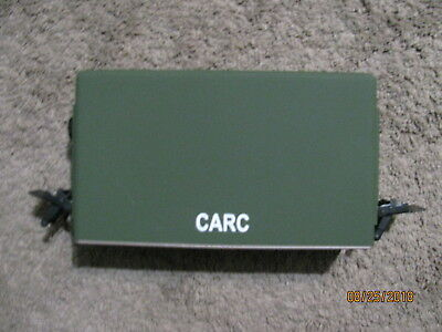 MILITARY BATTERY BOX, For PRC-113, PRC-138, PRC-150, RF-5800, New