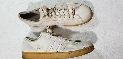 Adidas Originals Super Grip Sneakers US Size 13 Off White Ivory Rare Vintage