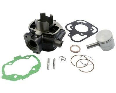 Kit cylindre 70cc 2EXTREME pour Peugeot horizontal LC Scooter