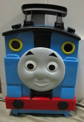 NICE Thomas The Tank Engine And Friends Train Carrying Case Play Set Carrier Toy