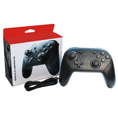 Bluetooth Wireless Pro Controller Handle Gaming Pad Joystick For Nintendo Switch