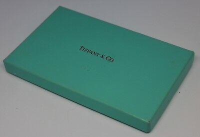 SALE 10% OFF: NEW in Box Tiffany & Co. Black Leather Address Book