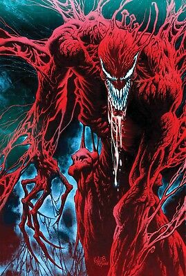 Web Of Venom Carnage Born #1 Hotz Regular Cover By Marvel Comics Pre-Order