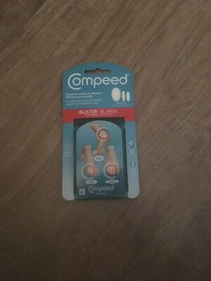 Compeed Blister Plaster Mix Pack 630 Picclick Uk