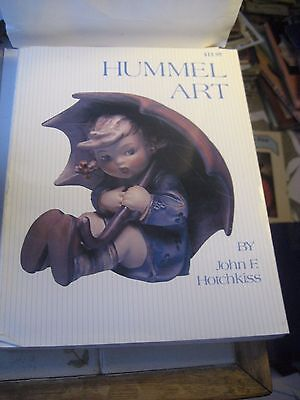 Wallace-Homestead Co Hummel Art Reference Book By John F. Hotchkiss Paperback