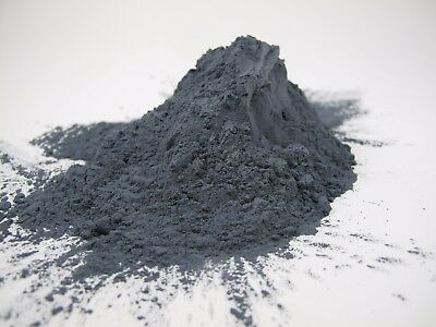 Boron Carbide Abrasive Powder - 400 grit - 17.3 micron - Half Pound - (8 ounces)