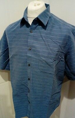 e2cb253c6af627 M&S COLLECTION EASY Care Short Sleeve Pure Linen Slim Fit Shirt ...
