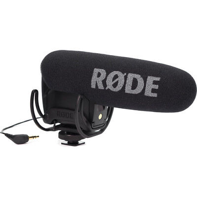 Rode VideoMic Pro with Rycote Lyre Shockmount!! BRAND NEW!!