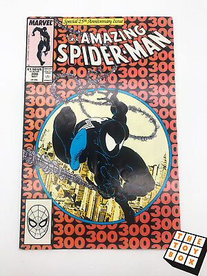 Vintage Marvel Comic Book The Amazing Spider-Man # 300 1988 1st Venom App