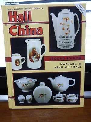 Hall China 2nd Edition Price Guide Book by Whitmyer 1997