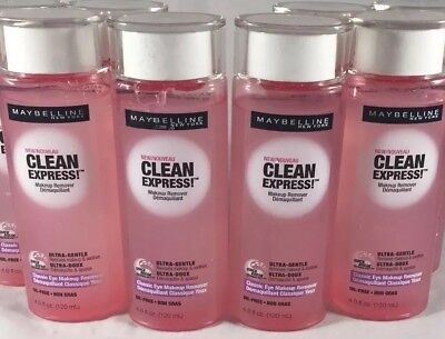 Clean Express! Classic Eye Makeup Remover by Maybelline #3