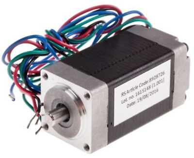 Rs pro Hybrid, Permanent Magnet Schrittmotor 1.8°, 30mNm, 4.32 V, 800 Ma, 4 Wi