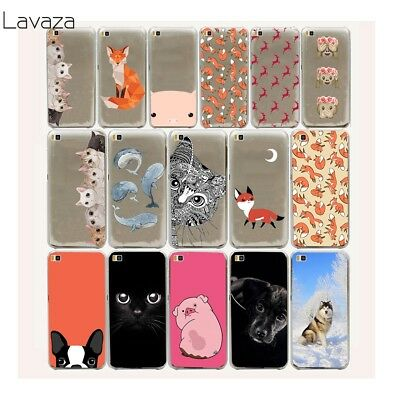 Hard Case Cover For Huawei P20 P10 P9 P8 Lite Smart Pro Skin Cases N1343