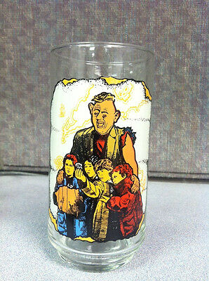 """New The Goonies 1985 """"Sloth and the Goonies"""" Glass - Warner Brothers"""