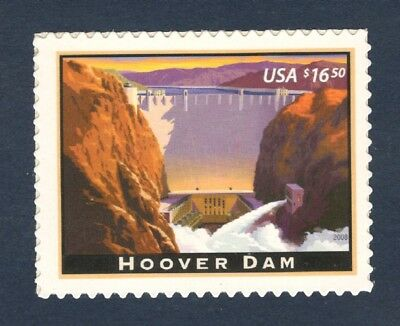 4269 Hoover Dam Express Mail Single Mint/nh Free Shipping