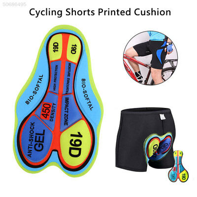 Men Women Riding 3D GEL Padded Bicycle Cycling Underwear For-Short Pants 2018