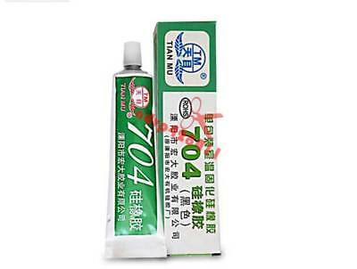 704 Silicon Rubber Adhesive Sealant Electronic Devices High Temperature Glue Ho