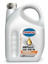 Olio Motore Tamoil Sint Special Sae 10W40 Lt4 Benzina E Turbodiesel