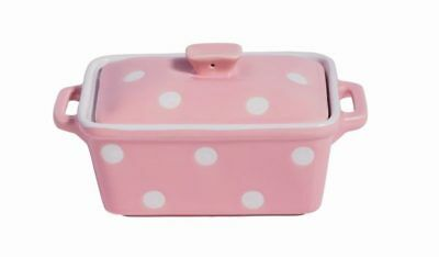 Butter Dish Pink