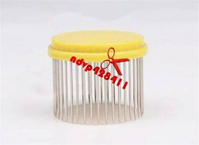 New 2pcs Beekeeping Equipment Stainless steel Cage For Queen Bees