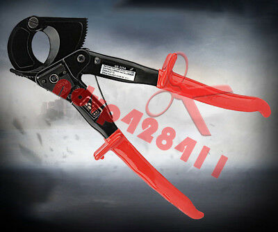 HS-325A Ratchet Wire Cable Wire Cutter Cut Up To 240mm² Cut Hand Tool