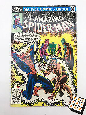 Vintage Marvel Comic Book The Amazing Spider-Man # 215 1981