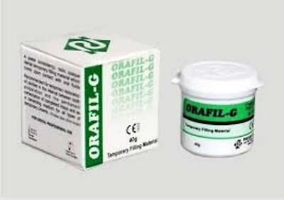 Orafil G Denpro Dental Temporary Filling Material Dental Temporary Cement 40gms