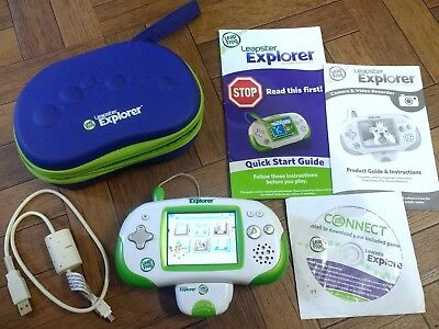 leapfrog leapster explorer manual how to troubleshooting manual rh themefars co Leapster 2 Logo Leapster 2 Spongebob