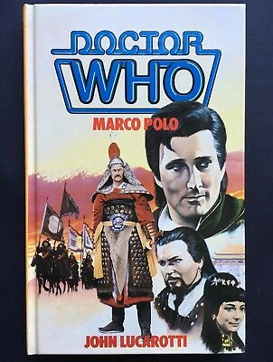 Doctor Who - Marco Polo - W H Allen Hardback Hardcover