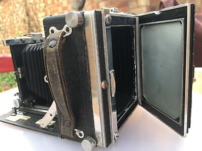 Linhoff Technica Large Format Camera 9x12, Vintage