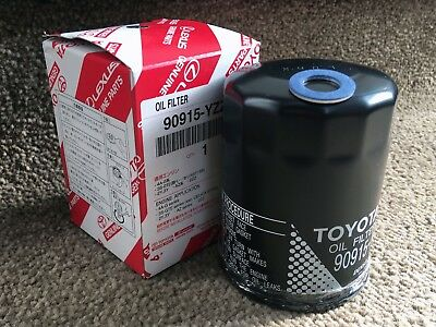 Genuine Toyota Mr2 Turbo Sw20 1991-1998 Engine Oil Filter 2.0 3Sgte Free Washer