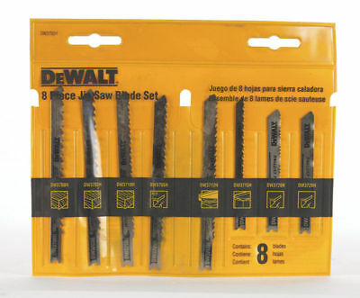 DeWalt Jig Saw Blade Set 4 in. Multi Tooth NEW - MADE IN USA DW3792H